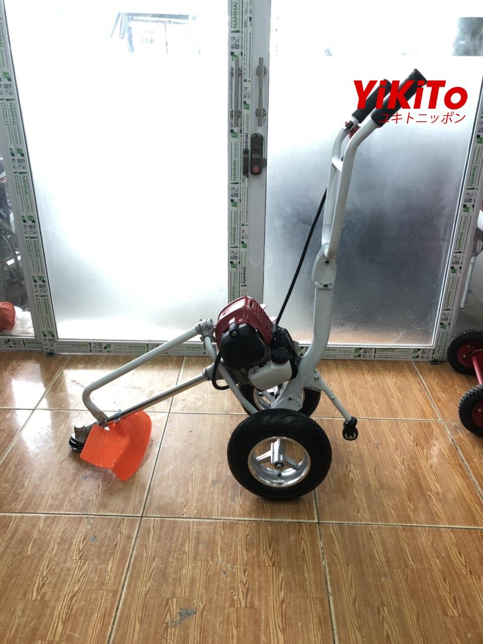 Máy cắt cỏ đẩy tay Yikito Nhật Bản GX50